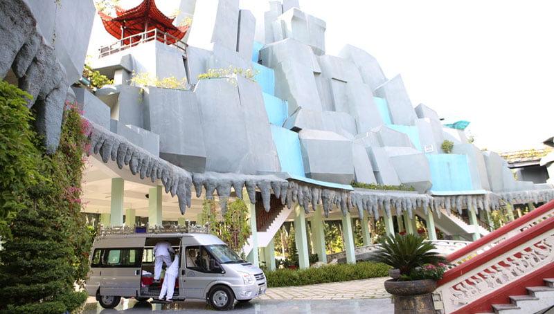 Nhà tang lễ Bình Dương