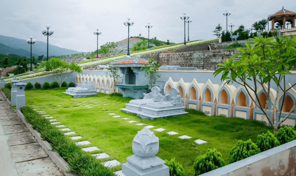 Nghĩa trang dành cho người giàu