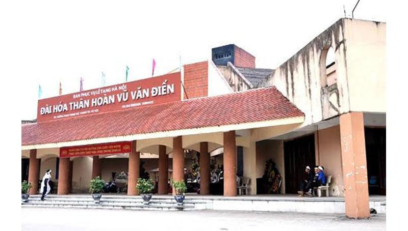 Nghĩa trang Văn Điển Hà Nội