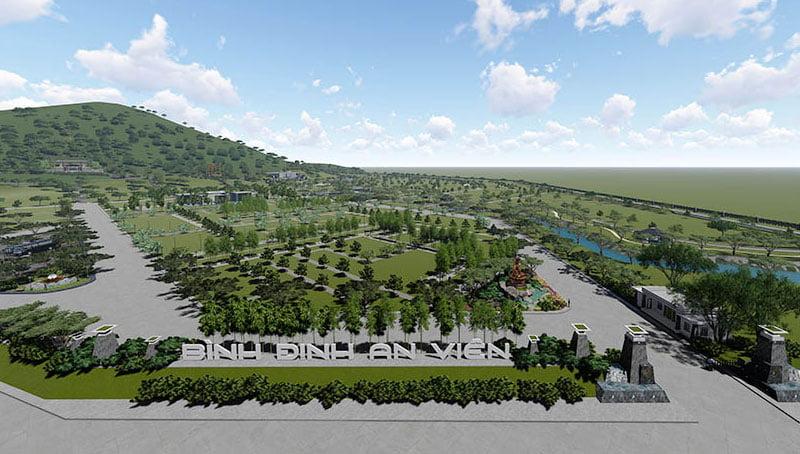 Nghĩa trang Bình Định An Viên