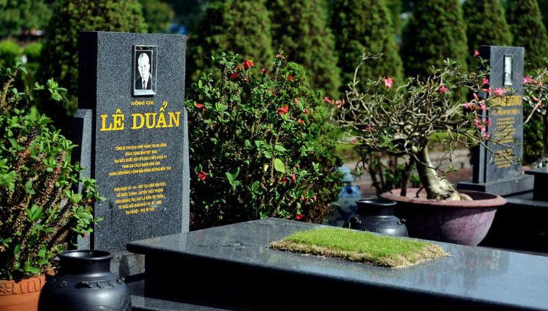 Nghĩa trang dành cho các cán bộ cấp cao