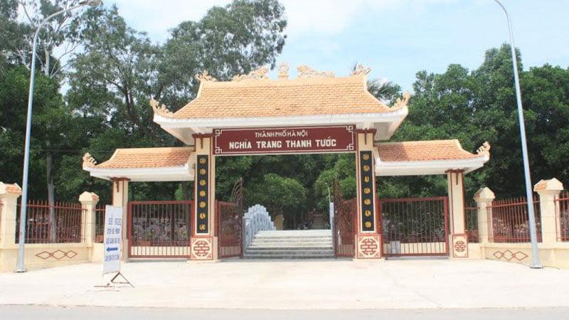 Nghĩa trang Thanh Tước
