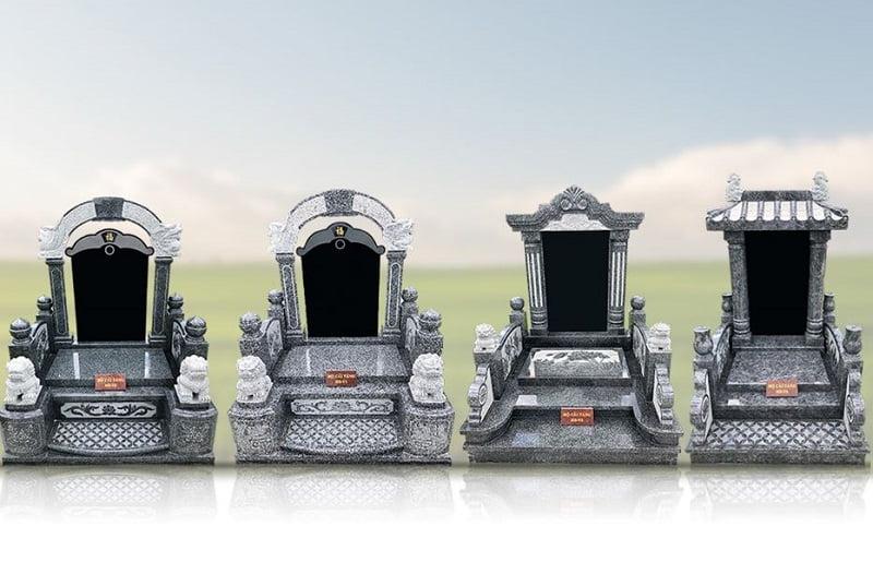 Mẫu mộ cải táng, nhập từ Trung Quốc