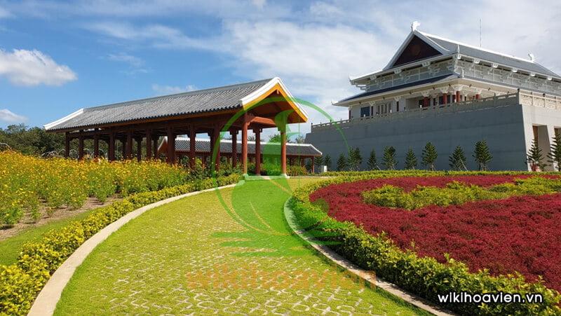Nghĩa trang Long Thành - Hoa viên sinh thái Salagarden