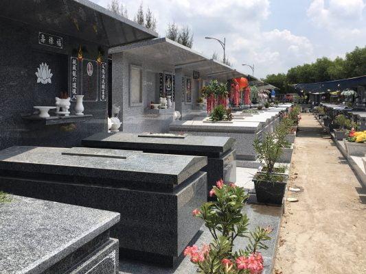 Mẫu mộ đôi phổ thông