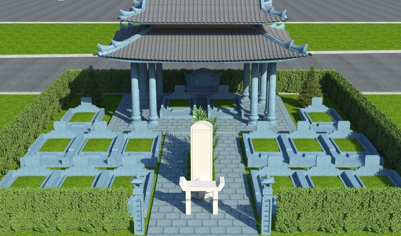 đầu tư với số lượng huyệt mộ đơn - Bất động sản Hoa Viên